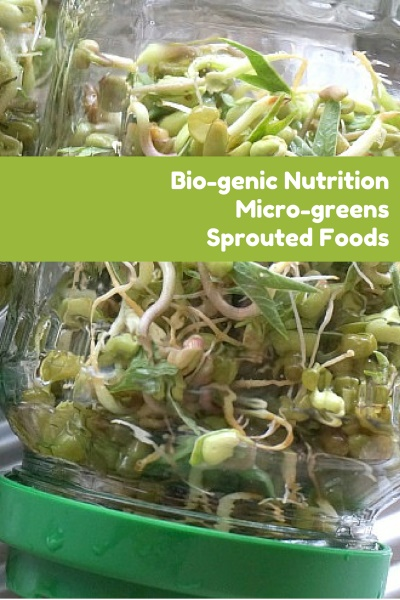 Eating Bio-Genic Foods For Health