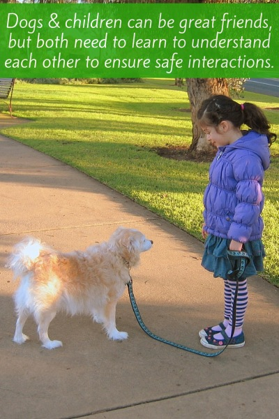 Dogs Interacting Safely with Children