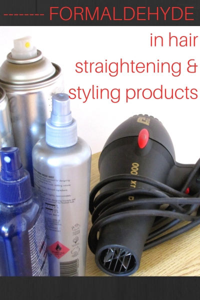 The Health Hazards Of Chemical Hair Straightening Treatments