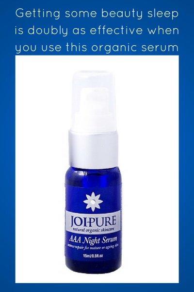 Organic Night Serum By Joi Pure Review