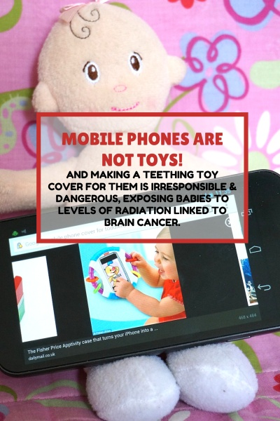 Keeping Our Children Safe Around Mobile Phones