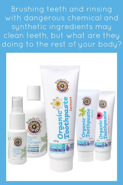 Riddells Creek Organic Toothpaste review.web