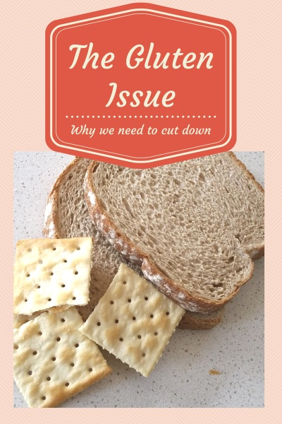 Why Gluten Is Causing Us Health Problems
