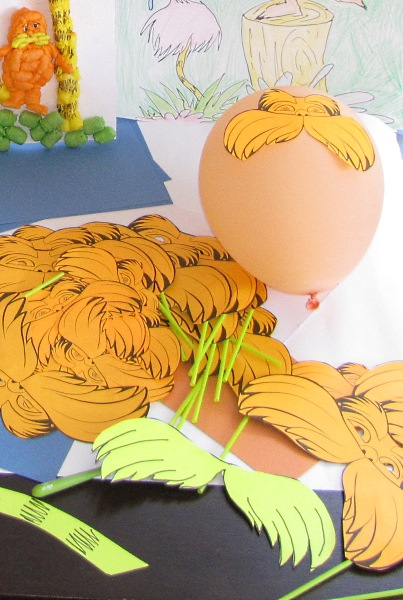 eco kids party favour ideas