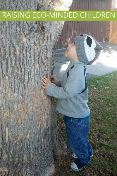How To Turn Materialistic Kids Into Eco-Minded Children