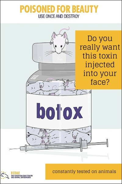 The truth about Botox dangers and animal testing
