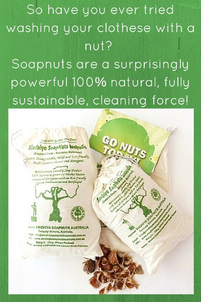 The Natural Cleaning Power Of Soapnuts