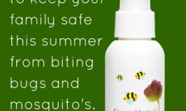 Natural, Safe & Non-Toxic Insect Repellent Review