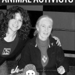 Jane Goodall Animal Activist Inspirational
