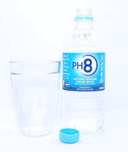 the incredible health benefits of PH8 Natural Alkaline Water