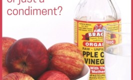 Apple Cider Vinegar Cure-all