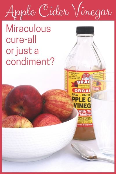 The Truth About Apple Cider Vinegar - Does It Really Work?