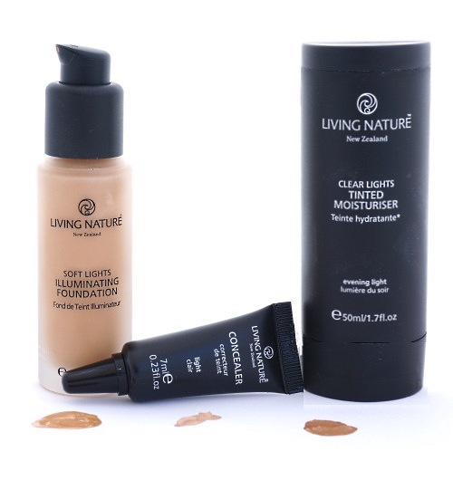 Living Nature Liquid Mineral Foundation