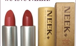 Vegan & 100% Natural Lipsticks – Meet Neek