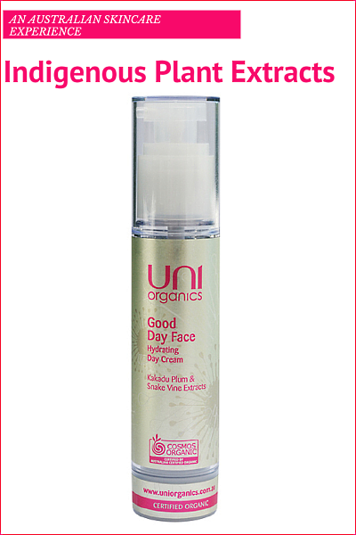 Uni Organics Good Day Face Hydrating Cream