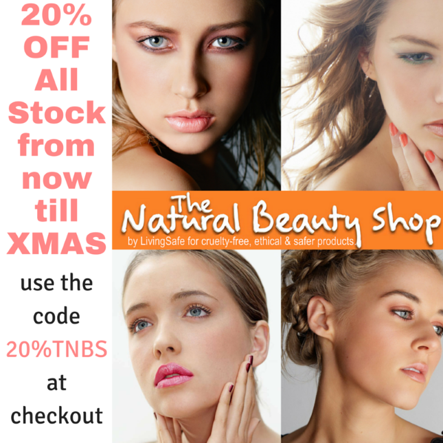 The Natural Beauty Shop