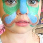 Natural, Safer, Healthier & Cleaner Kids Face Painting Guide For Parents