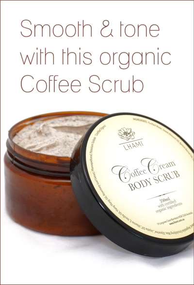 Lhami Coffee Cream Body Scrub Review