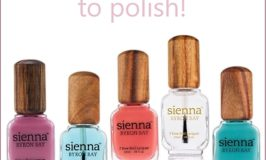 Sienna Byron Bay Vegan Safer Nail Polish