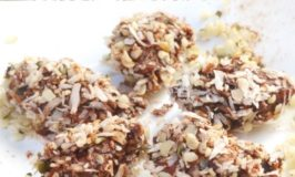 Coconut, Cinnamon, Hemp Seed Chocolate Almond Clusters