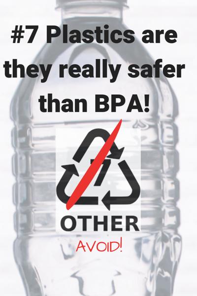 BPA Free Plastic Dangers. Using Safer Plastic