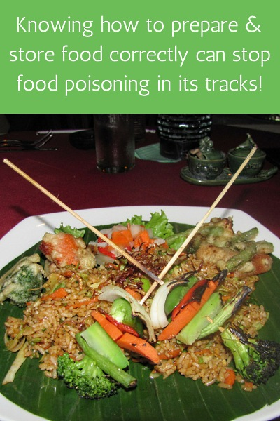 Yes You Can Avoid Food Poisoning