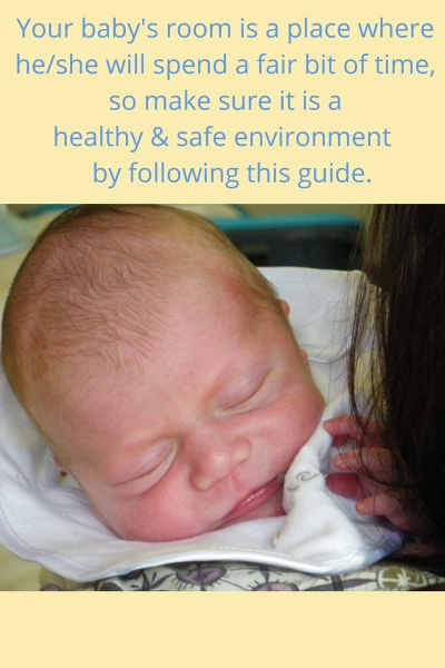 Toxic Chemicals and Indoor Air Pollutants In Baby's Room