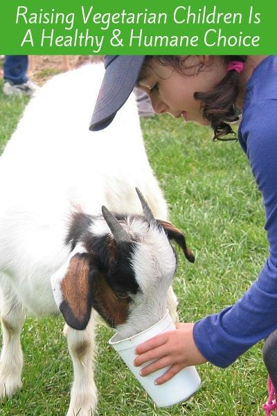 Raising Vegetarian Children