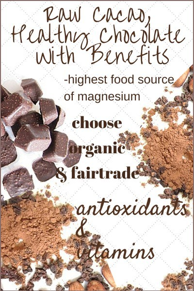 Healthy Chocolate - All About Raw Cacao Health Benefits.