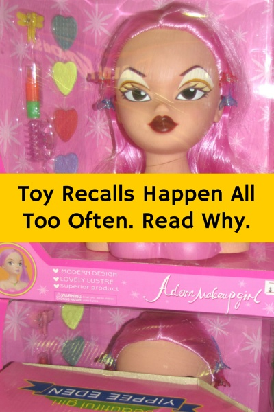 Dangerous Toys and Toy Recalls What Parents Need To Know