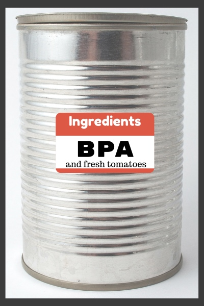 Minimize Your Families Exposure To Toxic BPA