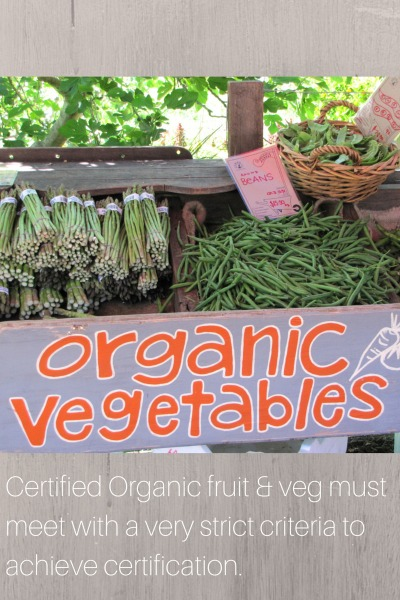 Why Organic Food Really is Healthier