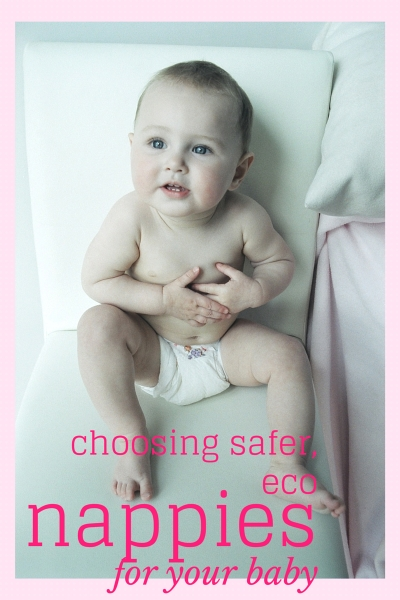 Finding The Safest Nappies For Baby