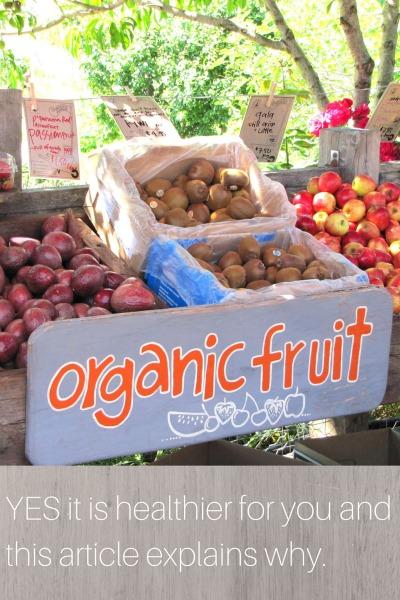Organic Food Nutrition Advice & Recipes