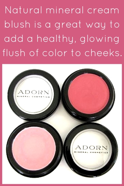 Adorn Natural Mineral Cream Blush Review