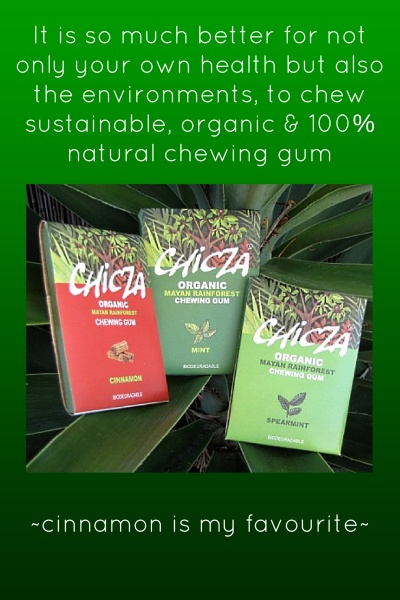 Chicza Organic Chewing Gum