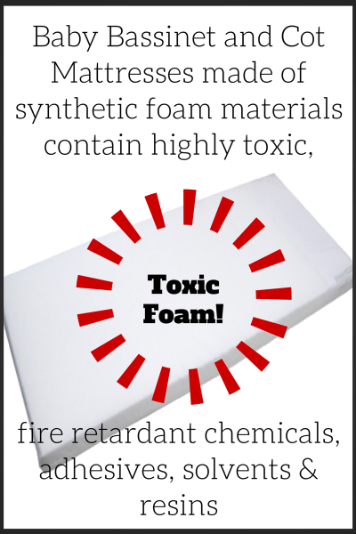 Avoiding Toxic Chemicals In Baby Mattresses