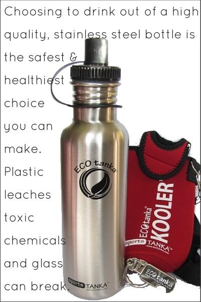 ECOtanka Stainless Steel Bottles