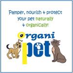 Organi Pet Natural Pet Grooming Products