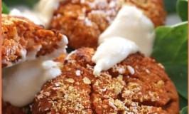 Tofu & Chickpea Vegan Burger Recipe