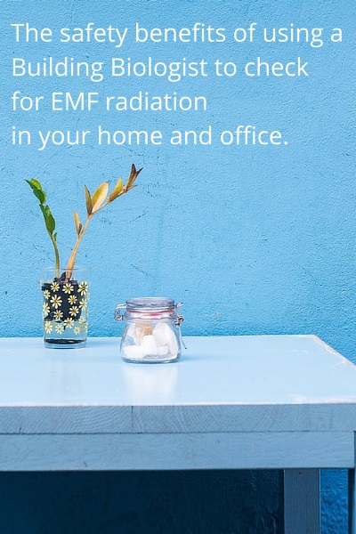Using a Building Biologist To Measure EMF In Your Home