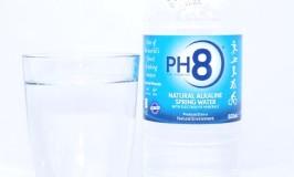 PH8 Alkaline water reveiw