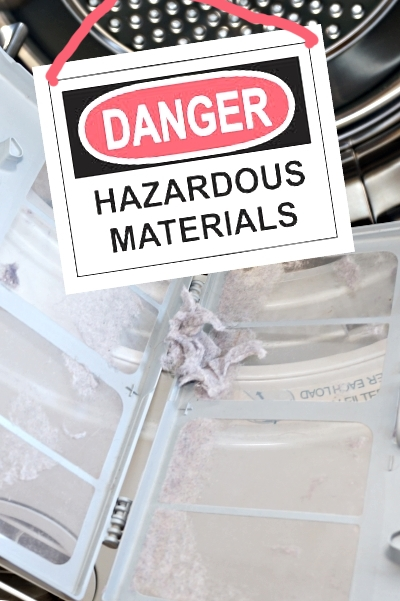Is Your Clothes Dryer A Health Hazard?