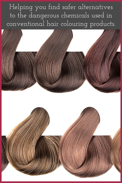 Avoiding Toxic Chemicals In Hair Dyes. Learn How To Colour ...