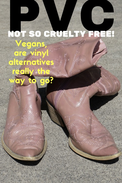 PVC Options For Vegans Are Not Cruelty Free
