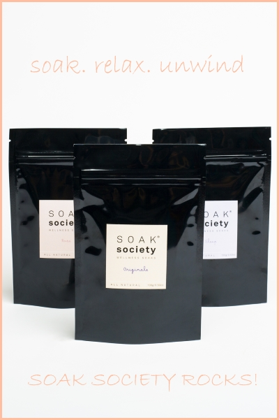 Soak Society Wellness Bath Soak Set Review