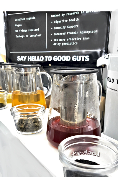 Goodguts Probiotic Organic Teas