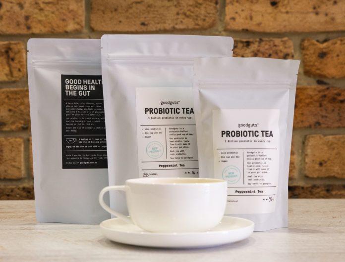 Goodguts Probiotic Tea